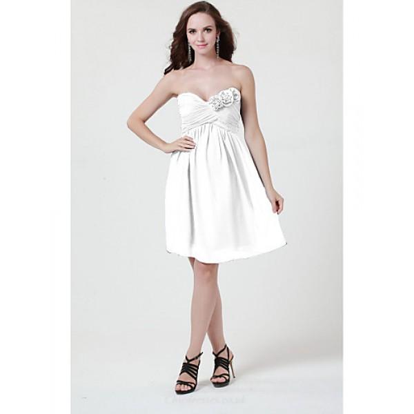 Shop Ink Short Chiffon Dresses